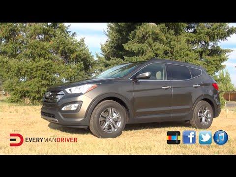 Here's the 2014 Hyundai Santa Fe Sport Review on Everyman Driver