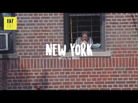 (free) 90s old school boom bap type beat x Hip Hop instrumental | 'New York' prod. by BDO