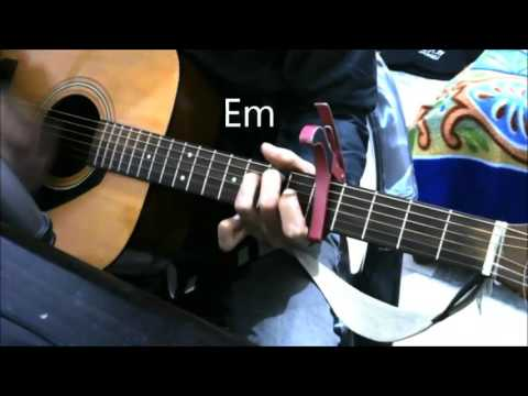 Guitar guitar chords of khamoshiyan : Khamoshiyan - Arijit Singh - With and Without Capo - GUITAR COVER ...