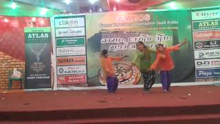 Cinematic Dance in KEOS..cham cham chamak cham cham
