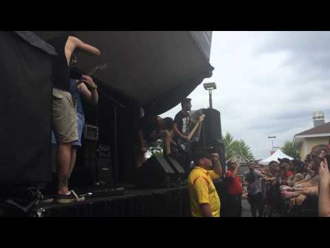 Currents - Warped Tour