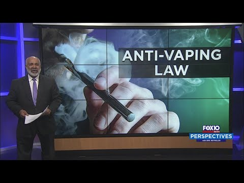 Perspectives: Anti-Vaping Law