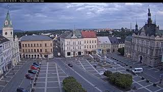 Preview of stream Turnov city center, Czechia