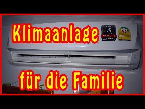 Ich Kaufe Eine Klimaanlage Für Die Familie?
