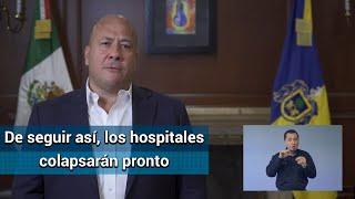 Gobierno De Jalisco Refuerza Medidas Contra Covid-19