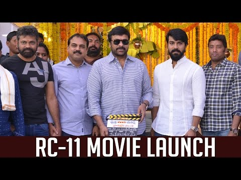 Ram Charan - Sukumar Movie Opening | Samantha | #RC11Begins | Mythri Movie Makers | TFPC