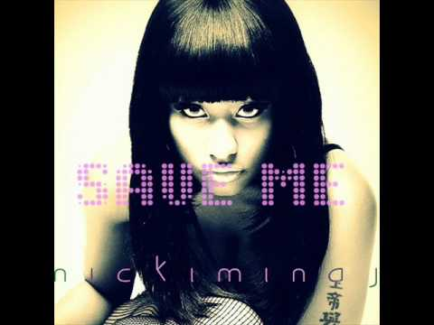 Nicki Minaj - Save Me Instrumental (Lyrics In Description)