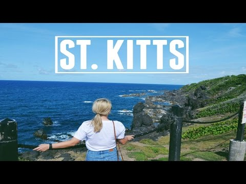 A Day In St. Kitts