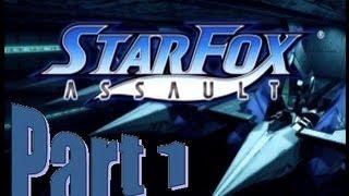 Star Fox: Assault (Nintendo GameCube) - Part 1