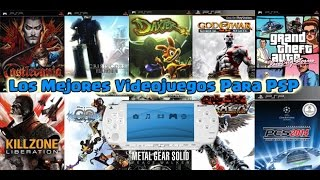 Los Mejores Juegos Para PSP - [TOP 10 DEL 2017]