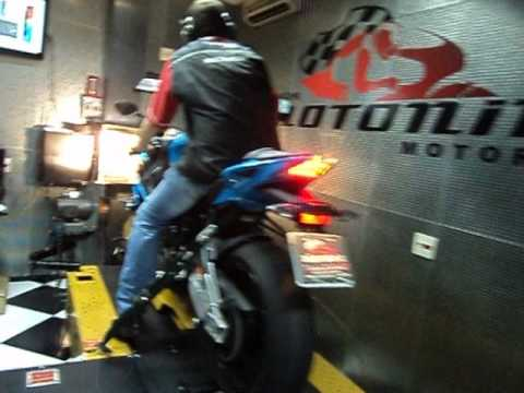 Bmw S 1000 Rr Azul 2012 Motonil Youtube