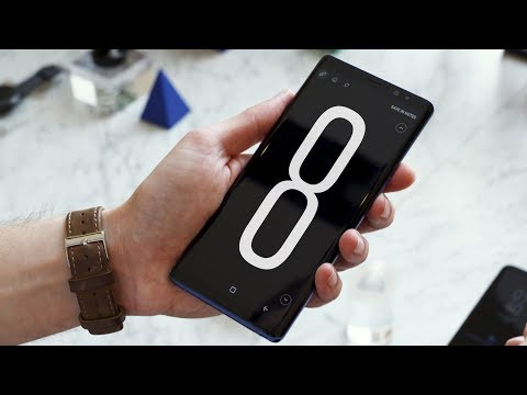 Samsung Galaxy Note 8 hands on