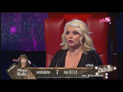 Zadruga 2 - Svađe Maje Nikolić i Tome Panića, Biljane i Brendona na Zadrugoviziji - 24.12.2018.