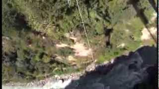 Bungee at Last Resort, Nepal