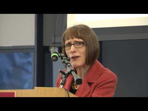 Wenonah Hauter of Food and Water Watch speaks on hydraulic fracturing