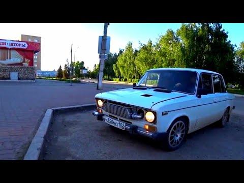 """Парень собрал корч на 200+ л .с / ВАЗ 2106  16V Turbo/   """"Боевая классика""""/ авто в продаже на авито."""