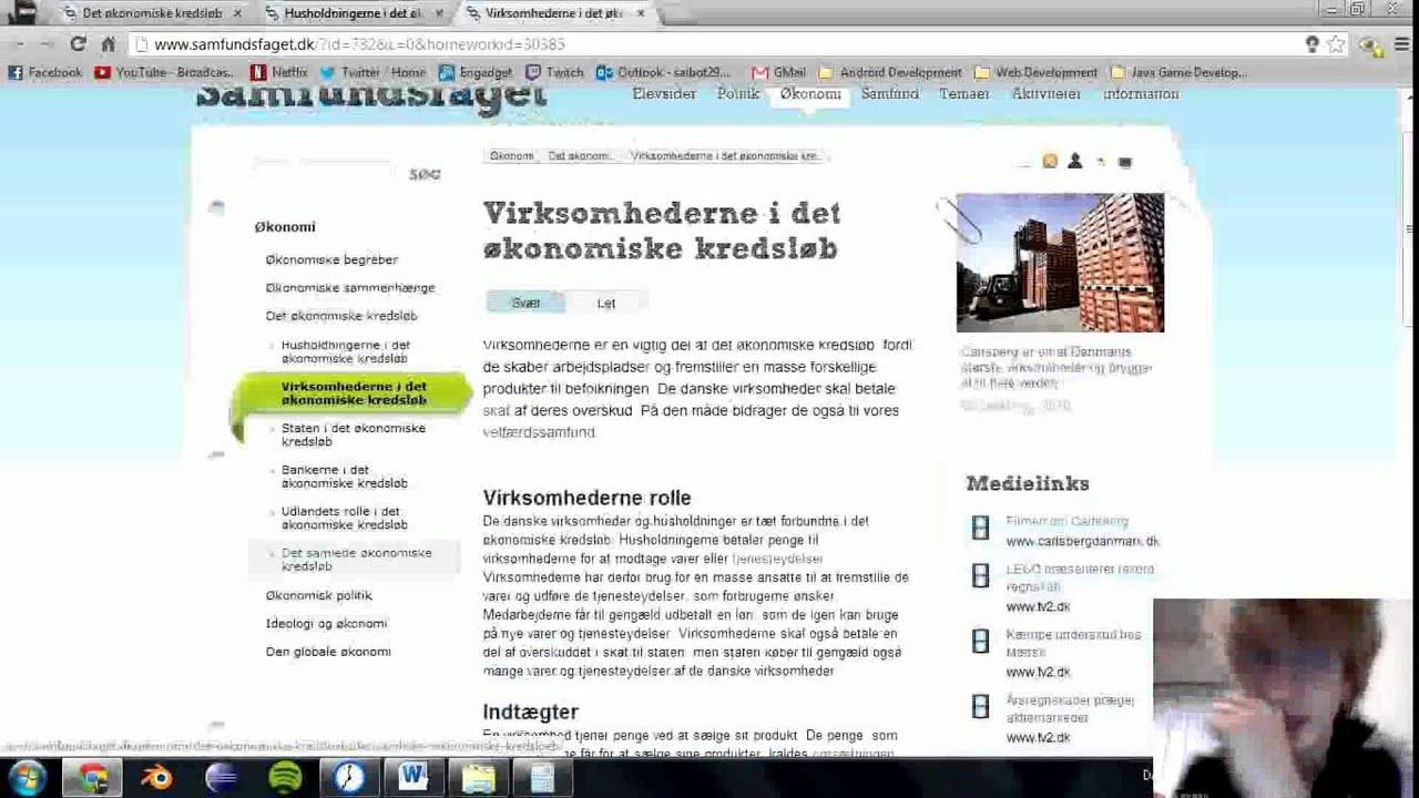 Samfundsfag 26/11/2012 - Timelapse