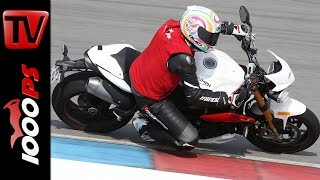 2015 | TRIUMPH Speed Triple R - Test Rennstrecke Brünn Foto