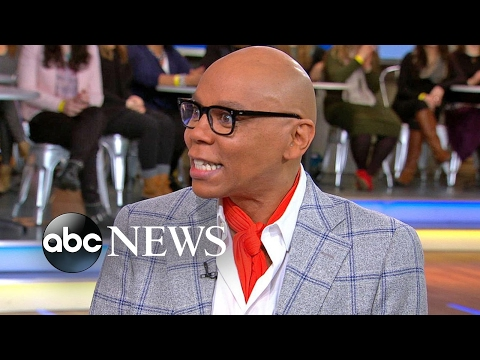 RuPaul dishes on the new season of