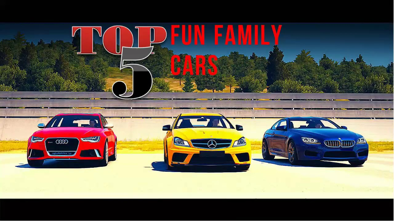top 5 best family sports cars youtube. Black Bedroom Furniture Sets. Home Design Ideas