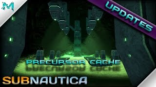 Subnautica UPDATES! New Sea Emperor Baby Model,  Animations, and Hatching Enzymes.