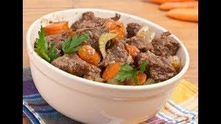 ВКУСНЕЙШАЯ Говядина с овощами в собственном соку. Полезное питание: рецепт говядины