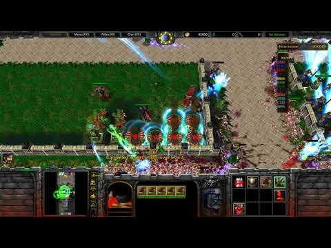 Warcraft 3 Stronghold Gameplay