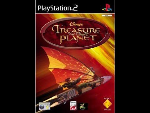 PS2 Treasure Planet Demo Disc Trailer - YouTube