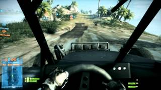 Battlefield 3 - DPV Jeep (Scarred Veteran)