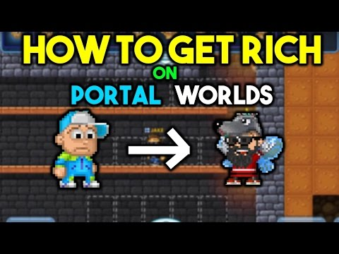 Pixel Worlds beginners guide: How to get rich!