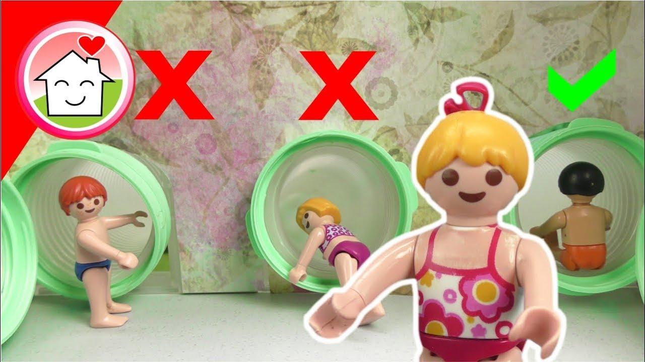 Download Playmobil Film Familie Hauser - Wähle nicht die falsche Rutsche! - Video für Kinder