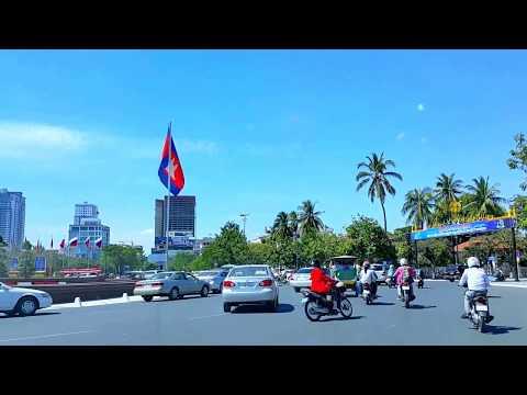 Amazing Phnom Penh Traveling - Cambodia Travel and Tourism - Asia Travel On YouTube # 146