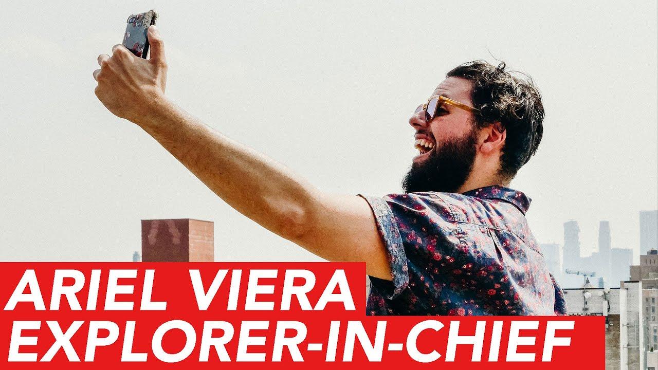 Ariel Viera Explorer-in-Chief | Downtown Alliance