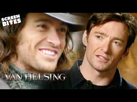 Van Helsing: Behind the s with Hugh Jackman, Kate Beckinsale and director Stephen Sommers