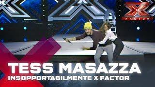Tess Masazza: improvvisamente conduttore