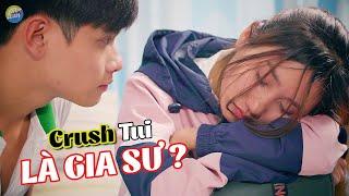 Crush Tui Là Gia Sư ? | Phim Tình Cảm Học Đường 2020 | WeCan Tv.