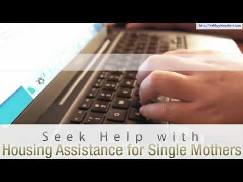 Seek Help with Housing Assistance for Single Mothers