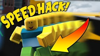 ROBLOX SPEED HACK *1k SPEED IN 10 SECONDS!* - Sprinting Simulator 5 Roblox