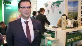 AMEFRUITS @ FRUIT ATTRACTION MADRID 2014
