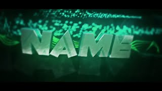 FREE 3D Intro Template #336 | Cinema 4D / After Effects Template + Tutorial