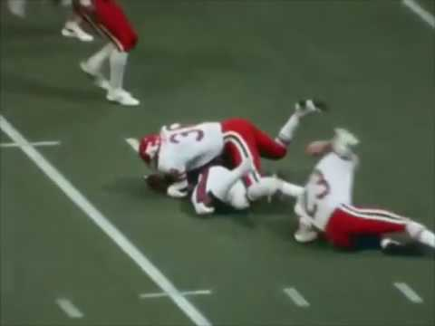 1976 Pro Bowl  - Chuck Foreman Plays