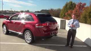 2014 Lincoln MKX Quick Look