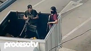 Cuando Culiacán fue tomado por el narco