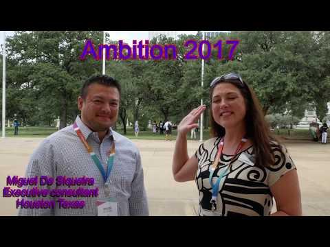 Ambition 2017- Miguel De Siqueira's Ambit Story