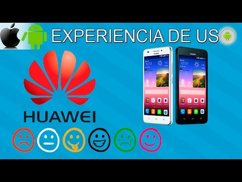 Experiencia de uso con el Huawei Ascend G620s