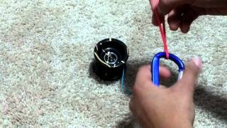 How to make a yoyo holder