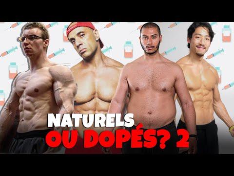 NATURELS OU DOPÉS 2 | Alex Levand, Nassim Sahili, Jean Onche & JamCore