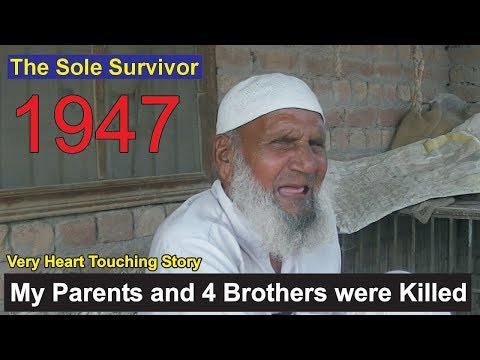 The Sole Survivor || Khati, Phagwara || 1947 Partition Story || Desi Infotainer