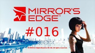 Let's Play Mirror's Edge #016 - Chuck Norris in weiblich?
