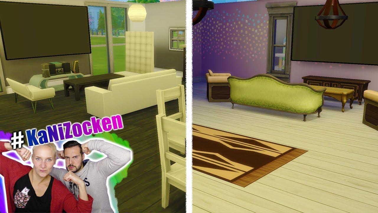 Kaans modernes wohnzimmer vs ninas yoga wohnzimmer sims 4 for Yoga wohnzimmer langenzersdorf